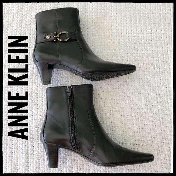 ca6e5e6a380a Anne Klein Shoes - AK ANNE KLEIN Greta Iflex Ankle Boot Size 7.5 M